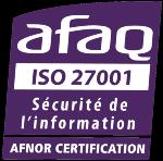 LOGOS AFAQ ISO 27001 (150)
